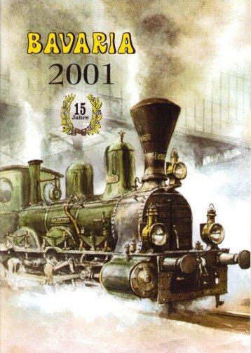 2001 - Modellismo ferroviario