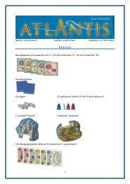 Spelregels Atlantis - Forum Mortsel