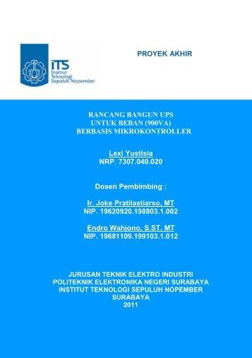 Download (3108Kb) - Politeknik Elektronika Negeri Surabaya
