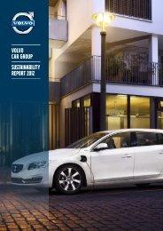 Download Volvo Cars 2012 GRI Report
