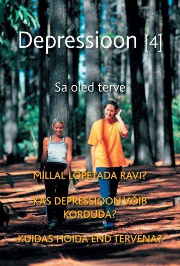 depressioon ravi