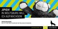 Flyer im PDF-Format, öffnet sich im neuen Fenster - Wolfsburg