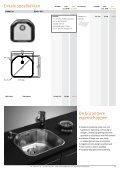 Luxe enkele spoelbakken - Page 5