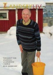 Vinter 2007 - Camphill Norge