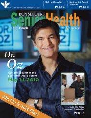 February 2010 - Bon Secours Senior Health