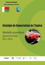 Booklet Harison.indd - Amphibian Specialist Group