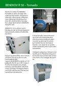 BENEKOV R 50 - Liagro A/S Stokerfyr. DTI godkendt Kvalitet til fa - Page 2