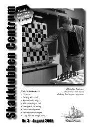 Klubblad nr. 3/2005 - Skakklubben Centrum