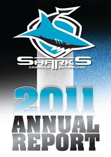 Financial Report Yr Ending 3.. - SHARKIES | Cronulla Sutherland ...