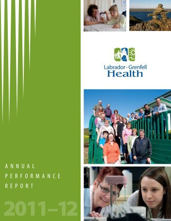 Detailed - Labrador-Grenfell Regional Health Authority