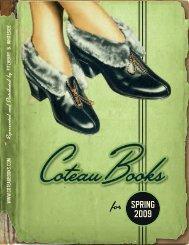 Spring 2008 - Coteau Books