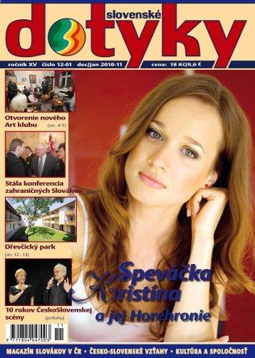 PDF - 2,9MB - Slováci vo svete