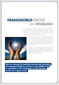 Transworld Logistics Corporate Brochure - Page 3