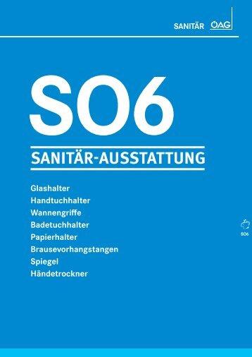 SANITÄR-AUSSTATTUNG