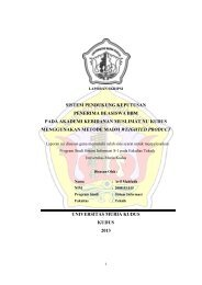 Download (540Kb) - Universitas Muria Kudus