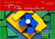FPA Conjuntura – março de 2013