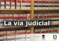 Guía vía judicial - Ayuntamiento de Tres Cantos