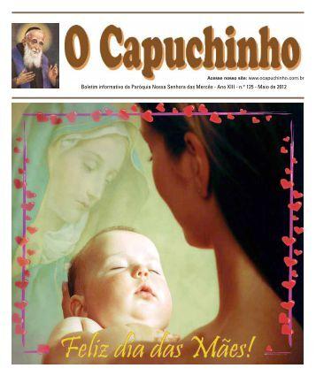 Maio de 2012 - Paróquia Nossa Senhora das Mercês