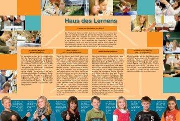 Broschüre - Realschule Halver