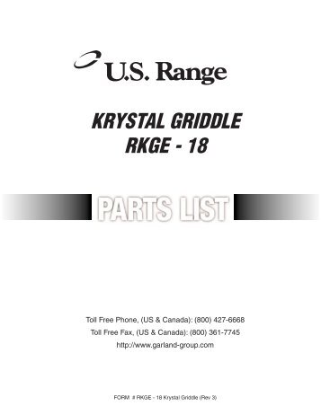 parts manual regal series gas counter griddle model garland?quality\\\\\\\=85 american standard gas furnace wiring diagram serial f40567777  at aneh.co