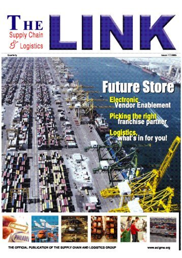 Link issue#7 may -june2005 - SCLG