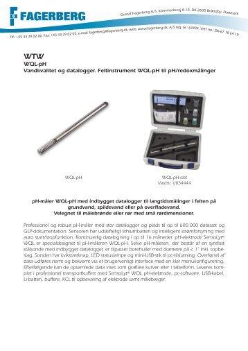 Datablad DK - Fagerberg
