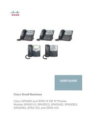 Flip Connect - Cisco 7911 IP Phone User Guide copy