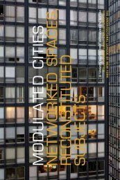 Modulated Cities - The Architectural League of New York