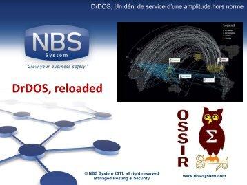 DrDOS, reloaded - OSSIR