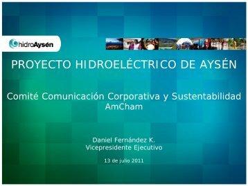 proyecto hidroaysén - Amcham Chile