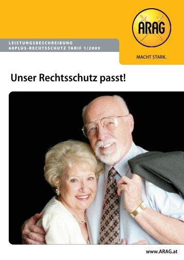 Unser Rechtsschutz passt! - ARAG