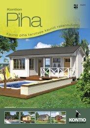 Kontion Piha 2011 esite.pdf - Netrauta.fi