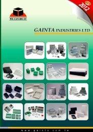 GAIN TA INDUSTRIES LTD