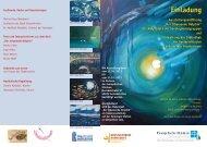 Flyer zur Veranstaltung - Evangelische Kliniken Gelsenkirchen GmbH