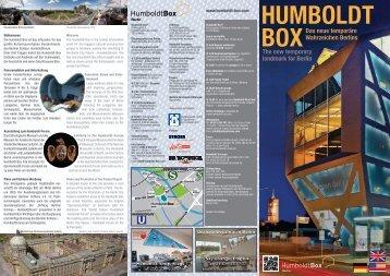 HUMBOLDT BOX