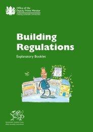 Building Regulations Explanatory Booklet - North Hertfordshire ...