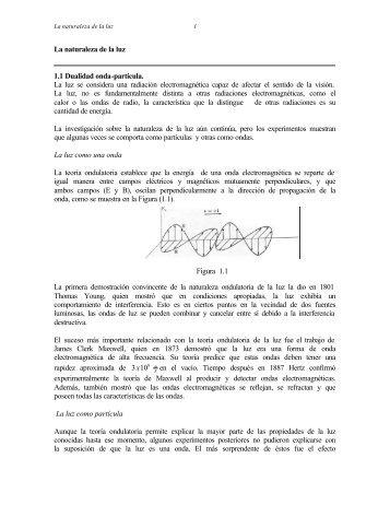 LA NATURALEZA DE LA LUZ.pdf - Cosmofisica