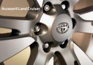 Accesorii Land Cruiser - Toyota