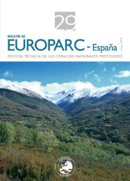 EUROPARC-España. Boletín 29, mayo 2010