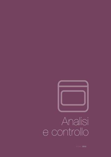 Analisi e controllo