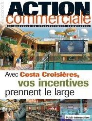 Costa Croisières - Action Commerciale
