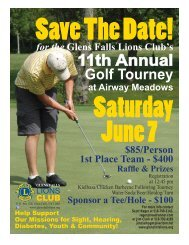 Golf flyer 2013indd.indd - The Lions Clubs of District 20Y2
