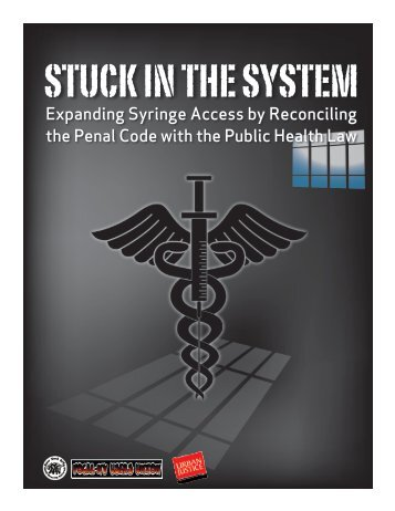Stuck in the SyStem - Research For Organizing