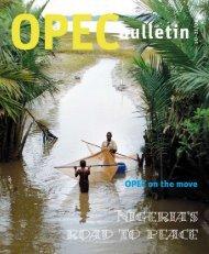 Nov 2009 - OPEC