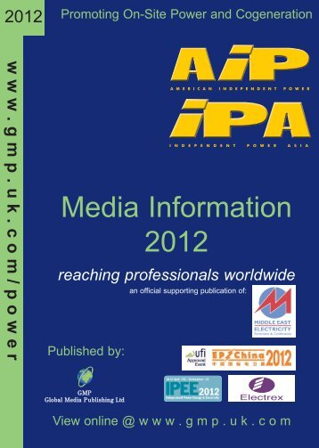 Reaching Professionals Worldwide - Global Media Publishing Ltd ...