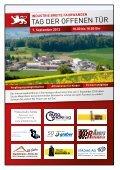 Das informative Monatsmagazin für Seengen 06 / 2013 - dorfheftli - Seite 4