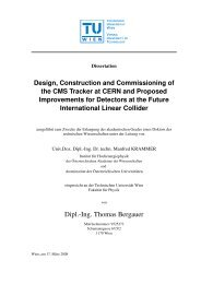 Design, Construction and Commissioning of the CMS ... - HEPHY