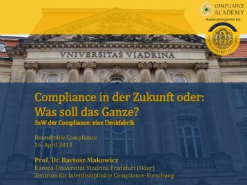 Download (pdf) - Compliance