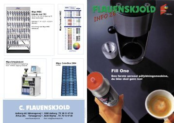 Info 26 SprayMax.indd - C. Flauenskjold A/S