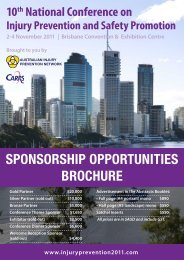 View the Sponsorship Opportunities Brochure PDF